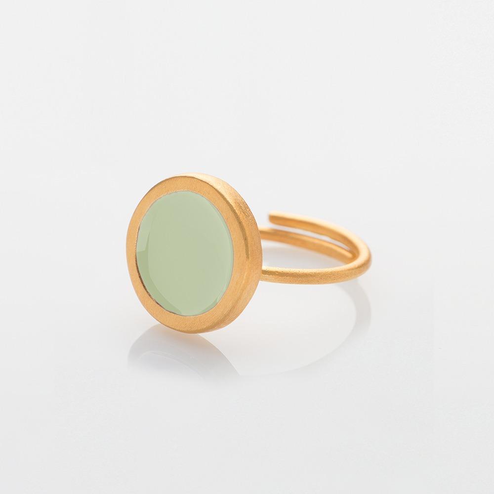 R11033-180 Palette L δαχτυλίδι χρυσό