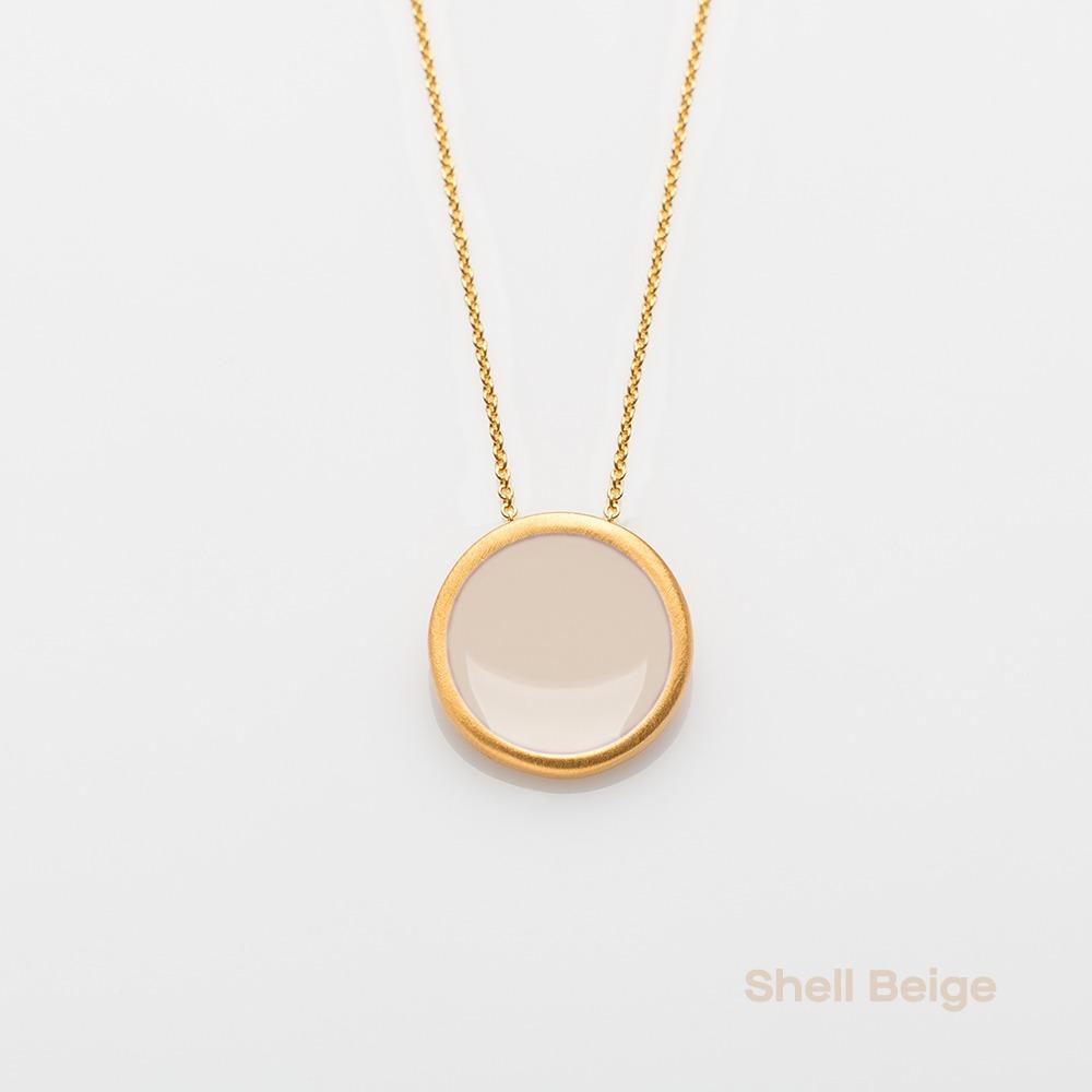 N11010-176 Palette L κολιέ χρυσό