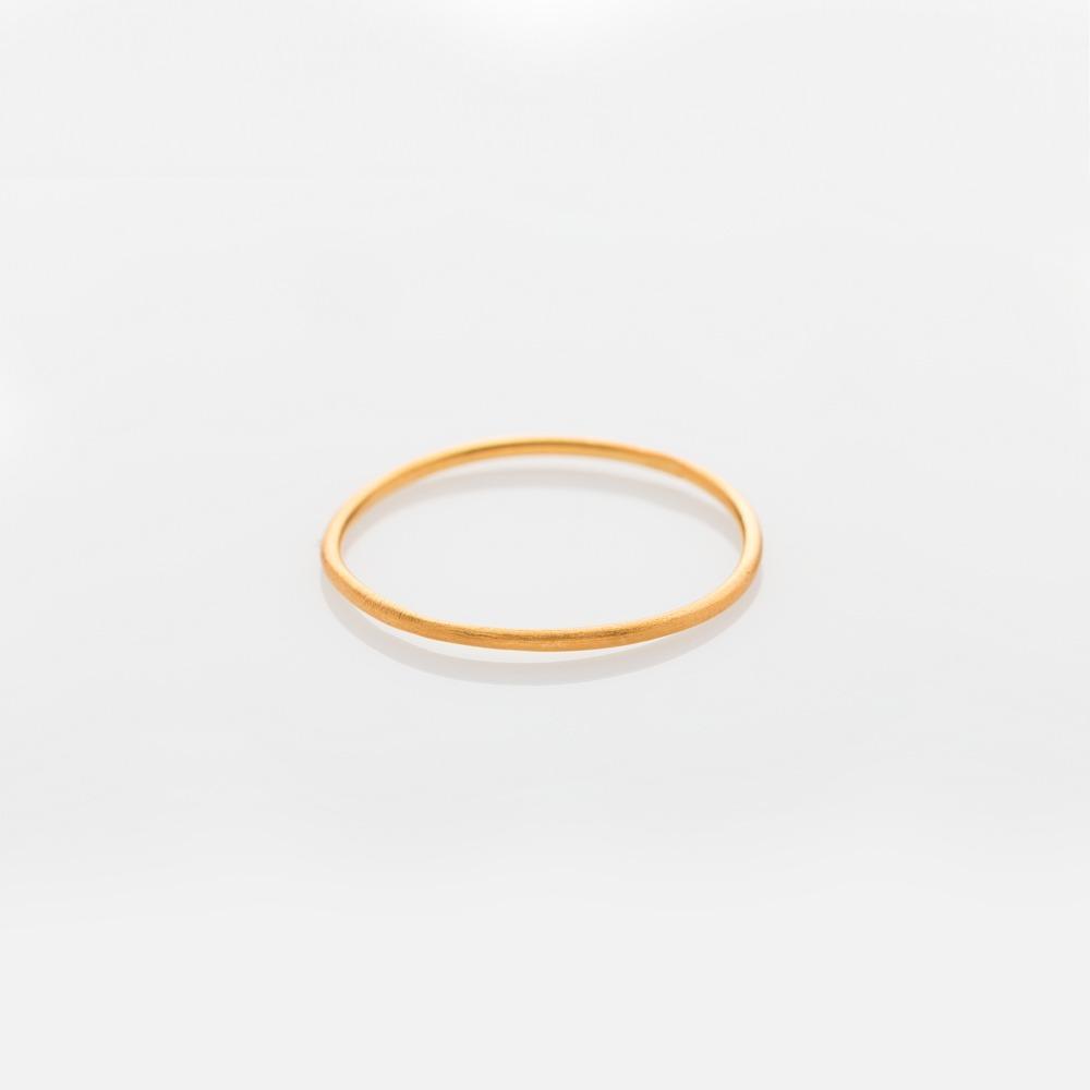 R14062 Wire απλό βεράκι χρυσό N57