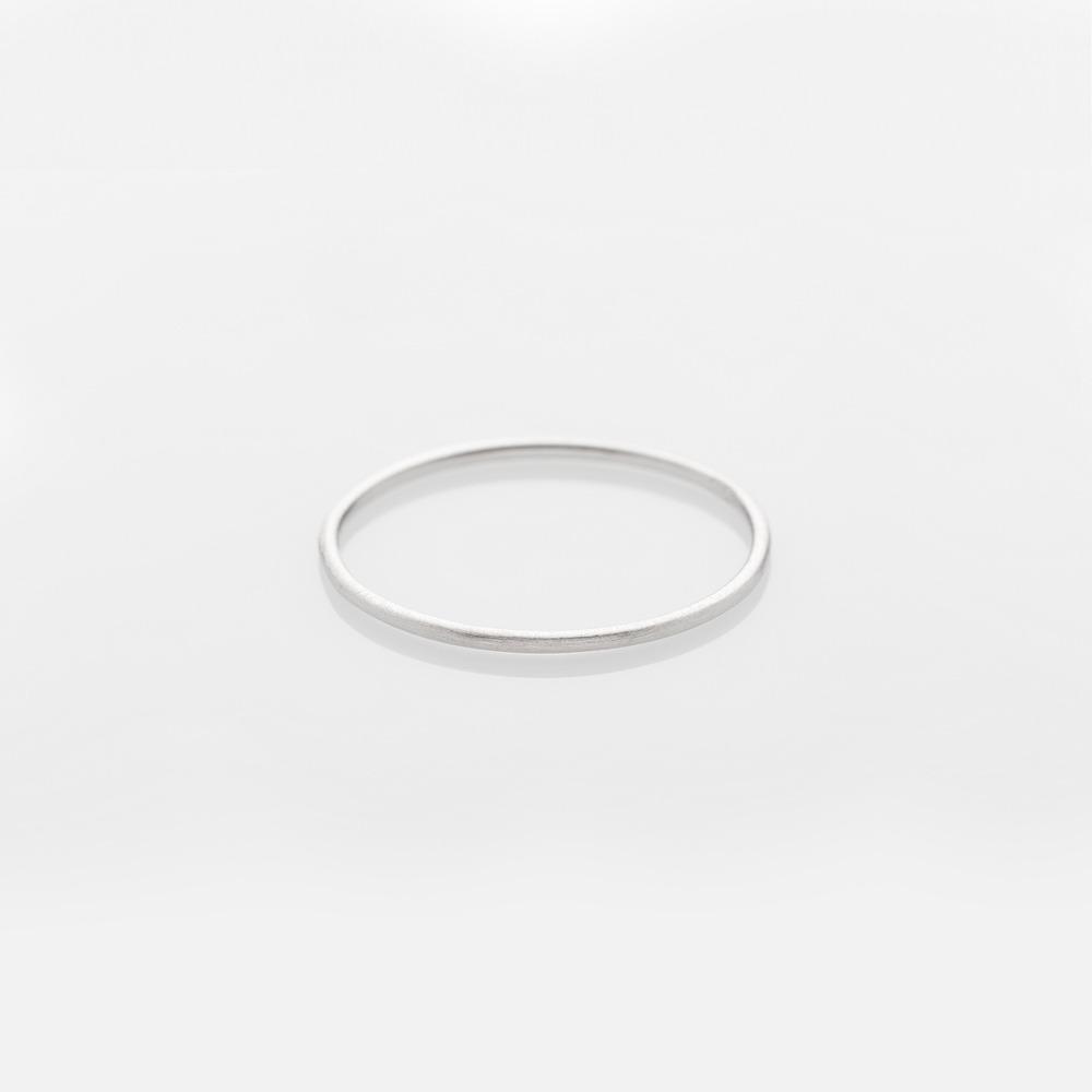 R14061 Wire απλό βεράκι ασημί N56