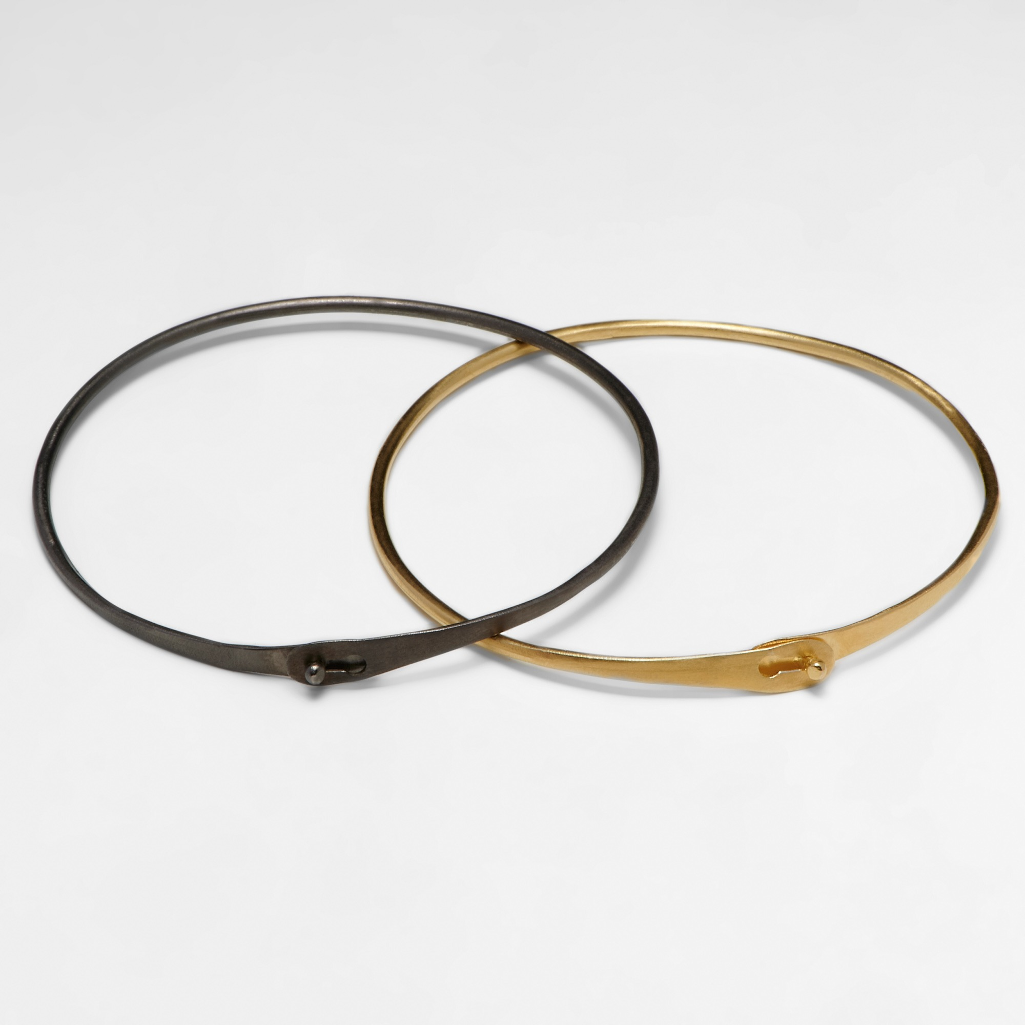 300-01 Belt bangle βραχιόλι  χρυσό